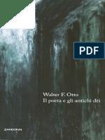 Il Poeta e Gli Antichi Dei by Walter F. Otto (Z-lib.org)