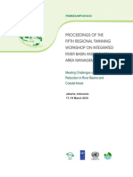 Proceedings of the Fifth Regional Twinning Workshop on Integrated River Basin and Coastal Area Management