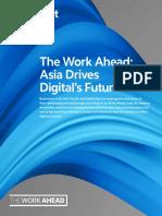 Asia Drives Digital's Future. 2020