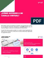 Cómo Acceder a La Casilla Virtual ENEL