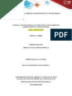 TRABAJO GRUPAL -GESTION PÚBLICA. FASE 2. APLICACIÓN.