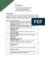 Programación Semanal Matemáticas Operativas V3