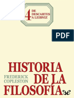 [Historia de La Filosofia 04] de Descartes a Leibniz - Frederick Copleston