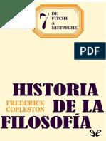 [Historia de La Filosofia 07] de Fichte a Nietzsche - Frederick Copleston