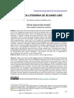 A CRÍTICA LITERÁRIA DE ÁLVARO LINS