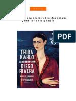 Dossier Enseignants Frida Kahlo - Diego Rivera 2013