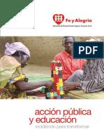 FIFYA, 2010, Accion Pública y Educación-GuiaIncidencia