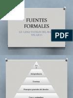 4.Fuentes Formales