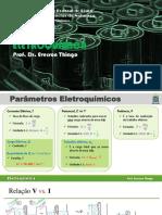Eletroquímica - Parte 2_Termodinâmica de Pilha