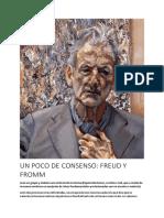 UN POCO DE CONSENSO_ FREUD Y FROMM