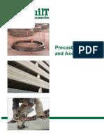 Precast Concrete Accessories