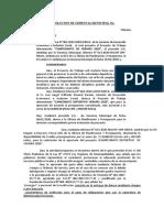 RESOLUCION DE VERANO 2020