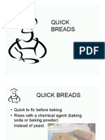 PPT- Quick Breads