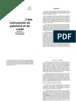 Pr. Maissae Bousaouf  Cours de droit des instruments de paiement et de crédit