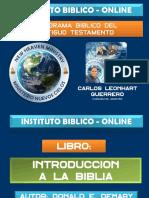 03_05_RUTA BIBLICA Libros Poeticos_Cantar de los Cantares