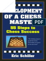Development of a Chess Master. 55 Steps to Chess Success