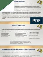 FOCOS POTENCIALES DE CONTAMINACIÓN EN LA CALIDAD DEL SUELO
