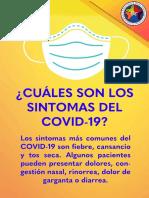 CUÁLES SON LOS SINTOMAS DEL COVID-19