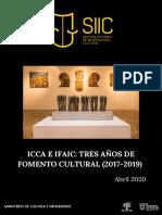 ICCA-E-IFAIC_-Tres-años-de-fomento-cultural-2017-2019