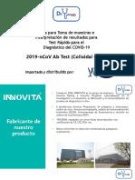 INNOVITA 2019-nCoV GUIA USO_Español (1) (1)