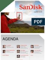SanDisk-2010 Investor Report