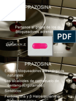 Prazosina