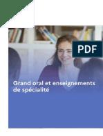 Grand Oral Igesr Document Integral