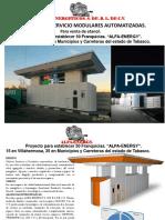 Franquicia Grupo ALFA Energeticos