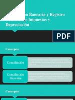 Modulo III Conciliación Bancaria y Registro Contable de Impuestos