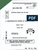 BlackPowder Evaluation