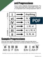 Diatonic+Chord+Progressions