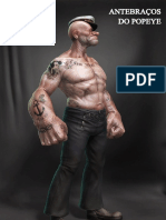 Antebraços do Popeye