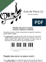 Aula 1 (Piano)