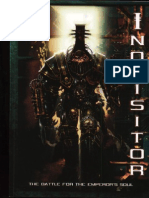 Warhammer 40k - Inquisitor - Core Rule Book