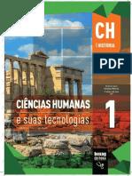 História - Livro 1 Hexag