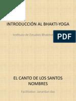 INTRODUCCIÓN AL BHAKTI-YOGA V
