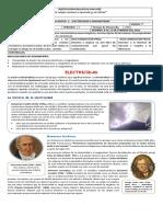 GUIA 7° - ELECTRICIDAD Y MAGNETISMO - 2021