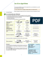 TD Algo - Programmation Algo
