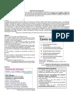 ENP - PROPOSTA DE REDAÇÃO - TRAFICO DE PESSOAS -PROF. LUMA