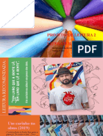 PROJETO DE LEITURA 2 & Literatura de Cordel