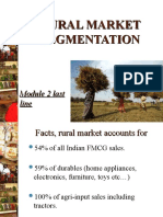 RURAL MARKET SEGMENTATION-1