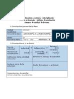 GUÍA 1- LA BIOGRAFÍA Y AUTOBIOGRAFÍA. COMPREMSION LECTORA