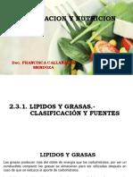 Lipidos y Vitaminas