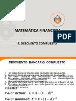 Diapositivas Nº4 Descuento Compuesto Mat Fin(1)