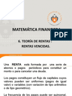 Diapositivas Nº6 Rentas Vencidas Mat Fin