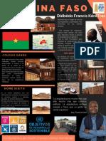 Burkina Faso Lámina