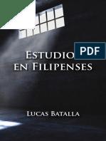 Estudios en Filipenses