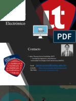 CapÍtulo I - Comercio Electronico