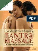 Tantra Massage_ Die Hohe Kunst Der Erotischen Berührung ( PDFDrive )