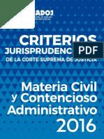 Civil Contencioso 2016